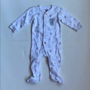 Petit Lem Baby one piece play suit 9 months